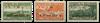 Luxembourg 1923 - Michel 144-146 - Neuf avec ch.