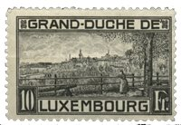 Luxembourg 1923 - Michel 143 - Neuf avec ch.