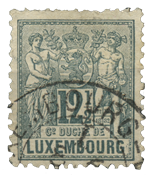 Luxembourg - Michel 50 - Obl.