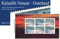 Groenland - Carnet Noël no 2 - Oblitéré