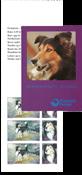 Féroé, chien de berger carnet 1994