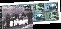 Færø.hft.folkehøjskole 2000 AFA 364-365