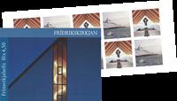 Féroé, Eglise Frederikskirken Carnet 1998