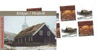 Féroé, Eglise de Hvalvik carnet 1997