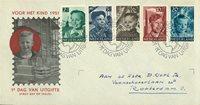 Holland 1951 - NVPH E6