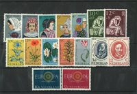 Holland årgang 1960 - Postfrisk