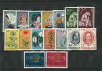 Pays-Bas - Année 1960- Neuf