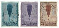 Belgique 1932 - Oblitéré - OBP 353-55