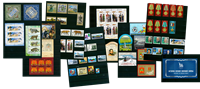 Rusland 2014 - Postfrisk - 2. del - med abonnement - Ikke specificeret