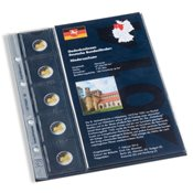 Fortryksblad 2014 til Classic-Album til dt. 2 Euro-Erindringsmønter 'Nieder