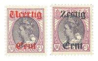Pays-Bas 1919 - NVPH 102-10 3 - Neuf