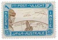 Nederland Indië - Gelegenheidszegel 1931 (LP13, postfris)