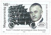 Unkari - T-Ford - Postituoreena