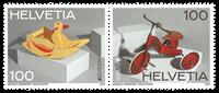 Suisse - Europa 2015 - Série neuve 2v