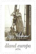 Åland - Le timbre de Mimi Widbom - Timbre neuf
