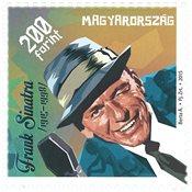 Hongrie - Frank Sinatra - Timbre neuf