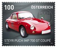 奥地利新邮, 2015轿车系列, 套票一枚