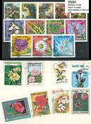Fleurs 10 séries