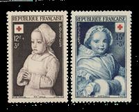Frankrig 1951 - YT 914/15 - Ubrugt