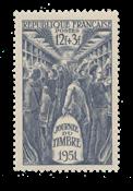 France 1951 - YT 879 - Neuf avec charnière