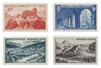 Frankrig 1949 - YT 841A/43 - Ubrugt