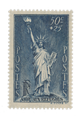 France 1937 - YT 352 - Neuf avec charnière