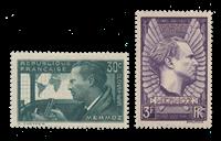 France 1937 - YT 337-38 - Neuf avec charnière