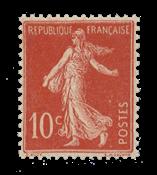 Frankrig 1906 - YT 135 - Ubrugt