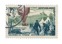 France 1955 - YT 1018 - Cancelled