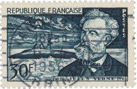 Frankrig 1955 - YT 1026 - Stemplet