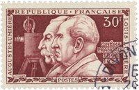 Frankrig 1955 - YT 1033 - Stemplet