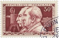 France 1955 - YT 1033 - Oblitéré