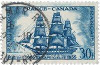 Frankrig 1955 - YT 1035 - Stemplet