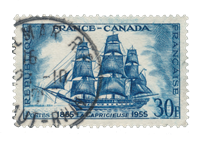 France 1955 - YT 1035 - Cancelled