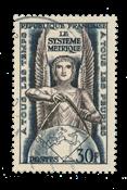Frankrig 1954 - YT 998 - Stemplet