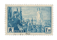 France 1936 - YT 328 - Cancelled