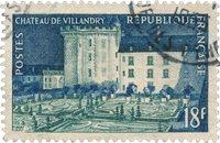 Frankrig 1954 - YT 995 - Stemplet