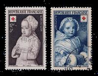 France 1951 - YT 914-15 - Oblitéré