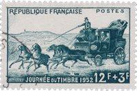 France 1952 - YT 919 - Cancelled