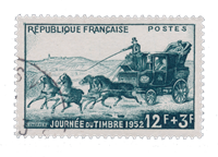 France 1952 - YT 919 - Cancelled