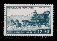 Frankrig 1952 - YT 919 - Stemplet