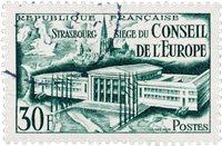 Frankrig 1952 - YT 923 - Stemplet