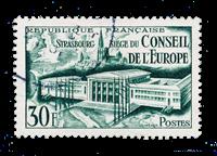 France 1952 - YT 923 - Oblitéré