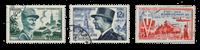 Frankrig 1954 - YT 982/84 - Stemplet