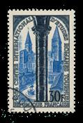 Frankrig 1954 - YT 986 - Stemplet