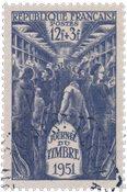 Frankrig 1951 - YT 879 - Stemplet
