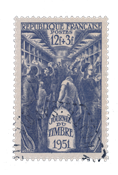France 1951 - YT 879 - Cancelled