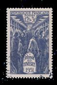 France 1951 - YT 879 - Oblitéré