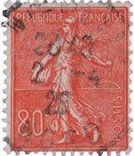 Frankrig 1924 - YT 203 - Stemplet