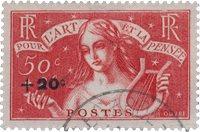 Frankrig 1936 - YT 329 - Stemplet